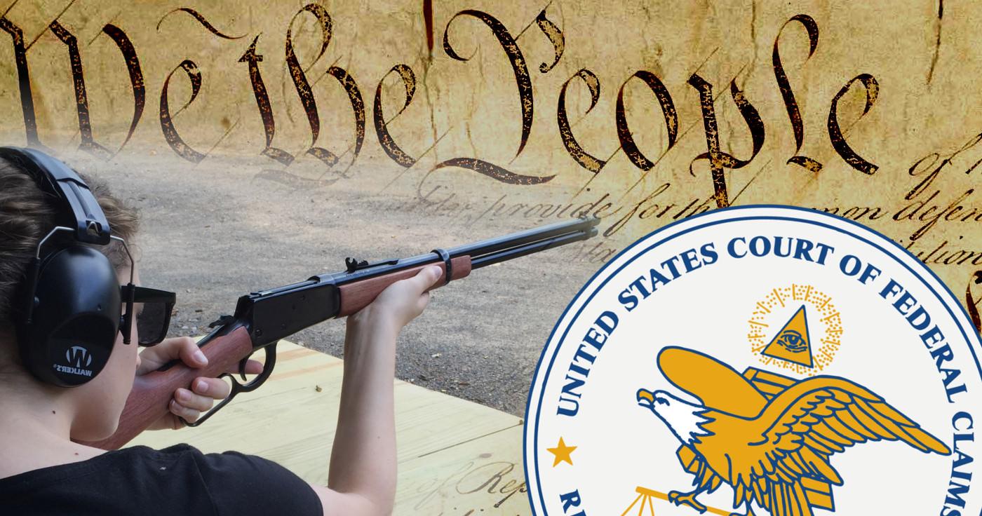Bump-Stock Guns and Takings Jurisprudence Marzulla Law blog post graphic