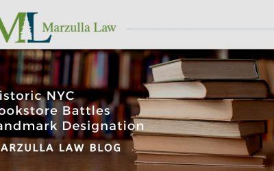 Historic NYC Bookstore Battles Landmark Designation