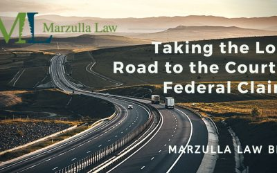 Taking the Long Road to the Court of Federal Claims