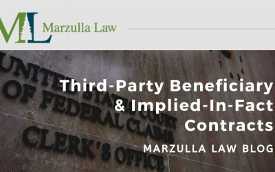 Third-Party Beneficiary & Implied-In-Fact Contracts