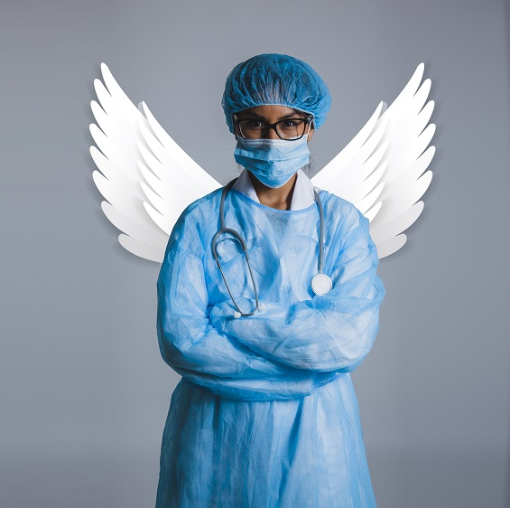 doctor-with-angel-wings