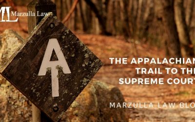 The Appalachian Trail to the Supreme Court