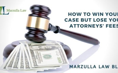 How to Win Your Case but Lose Your Attorneys' Fees