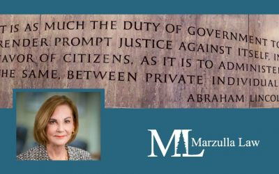 U.S. Court of Federal Claims James Madison Award Presented to Nancie Marzulla